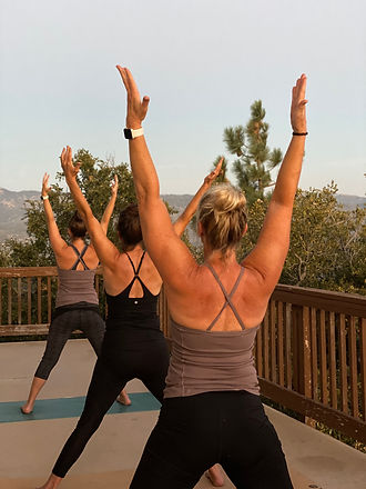 Fire Sky welness production -  yoga menthorship and private lessons