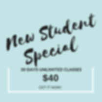 New Student Special | Ignite Yoga Studios