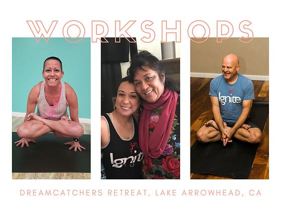 Dreamcatchers Retreat Workshops Promo.pn