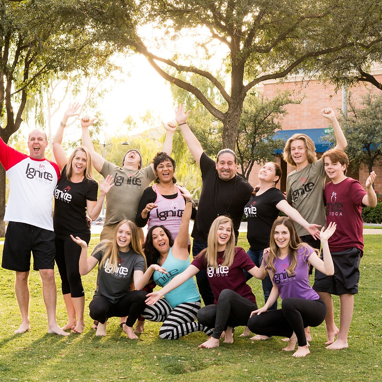 National Association of Hispanic Nurses FREE Yoga Class