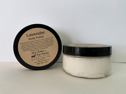 Lavender Body Polish