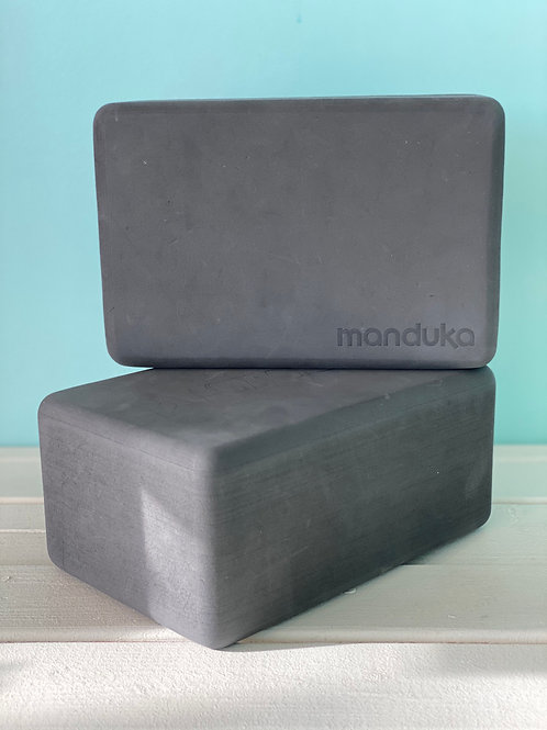 Manduka Gently-Used Blocks (Set of 2)
