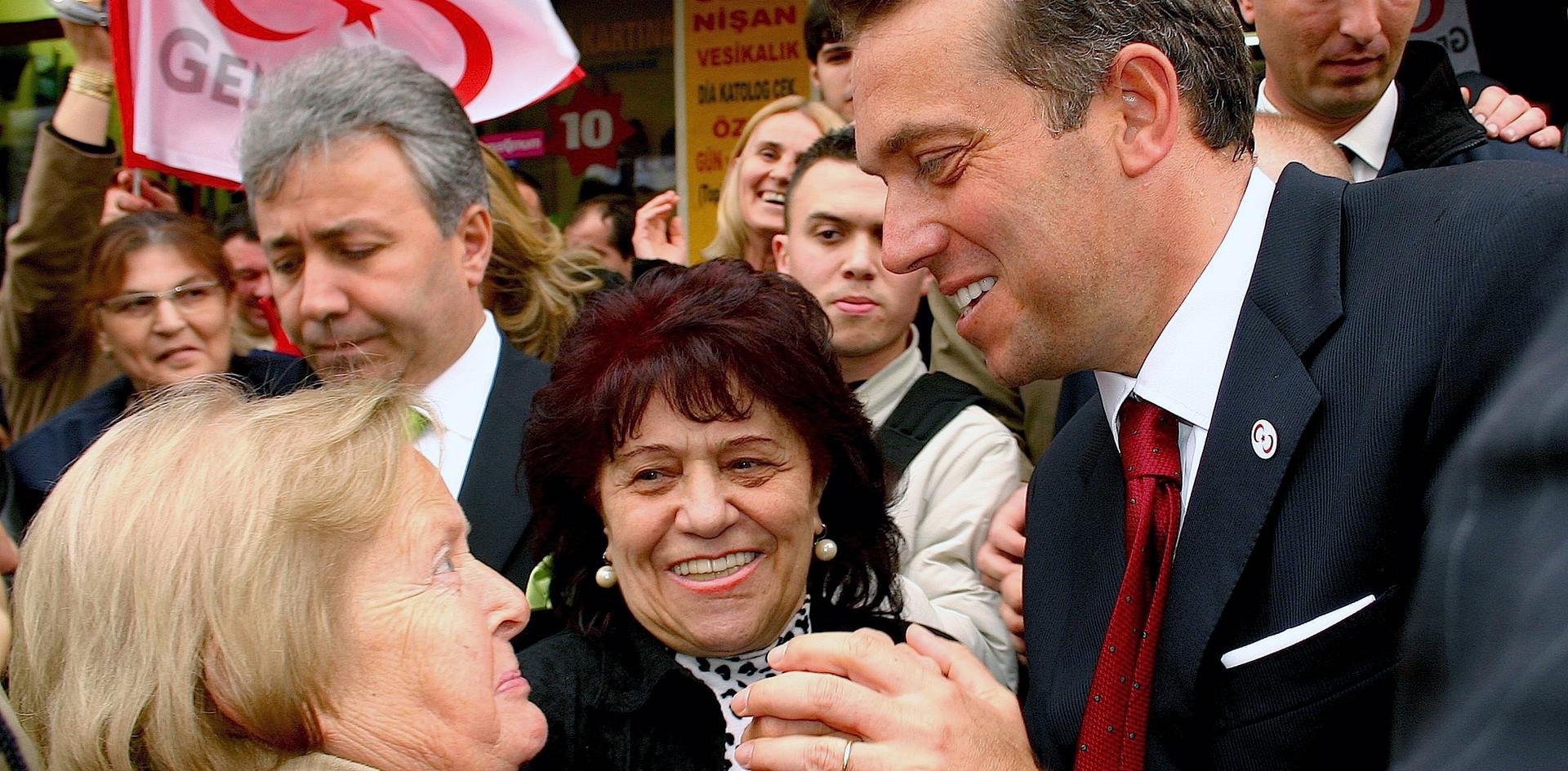 Genç Parti Türkiye Cem Uzan Hakan Uzan R