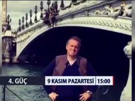 Cem Uzan TV5 4.Güç'te 09.11.2020 - YouTube