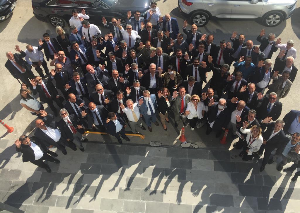 Genç Parti İl Başkanları Toplantısı 2020.08.08