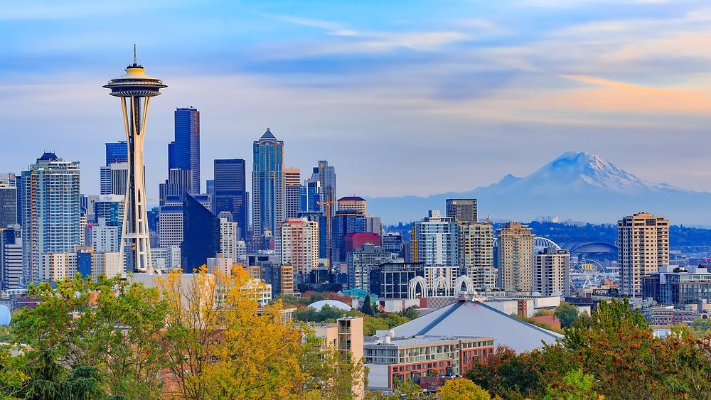 Best Big City Seattle
