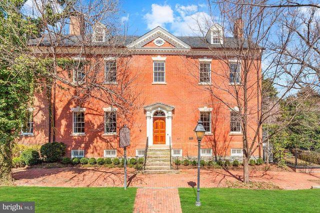 Robert E Lee house in alexandria