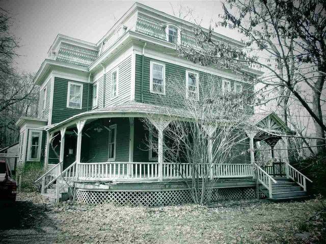 Victorian home exterior Malden on Hudson NY
