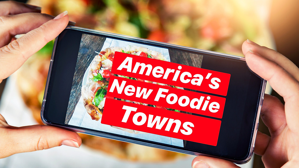 America's emerging food cities