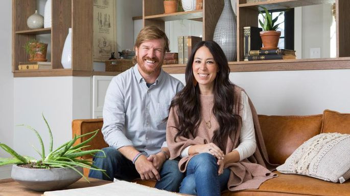 Chip and Joanna Gaines