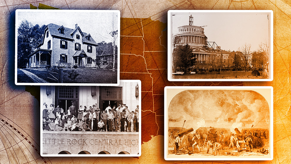 Top 10 U.S. Cities Where You Can Live in a Piece of History