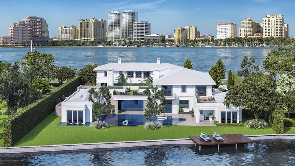 Palm Beach Spec House