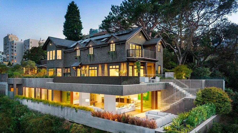 San Francisco most expensive listing