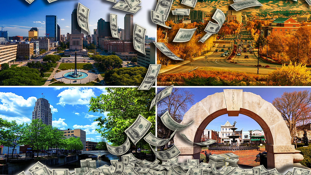 10 Surprising U.S. Cities Where Home Values Are Soaring