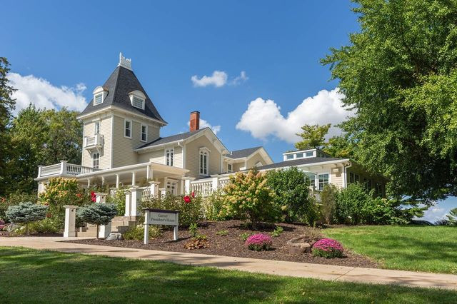 Garner President's House, along with the entire campus, is on the National Register of Historic Places.