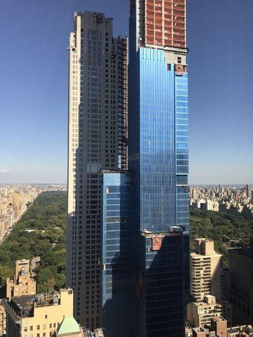 new york city's tallest residential building
