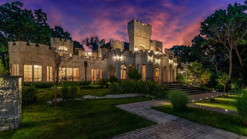 American Castles for your own Game of Thrones