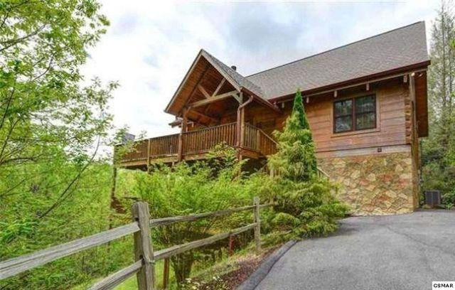 mountain home in gaitlinburg tn