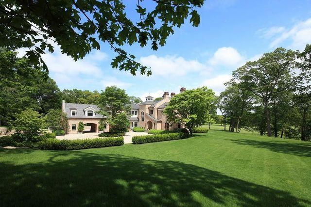 Brady house outside Boston, MA