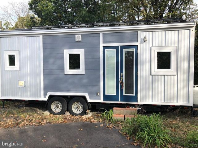 New Hope, PA tiny home on wheels