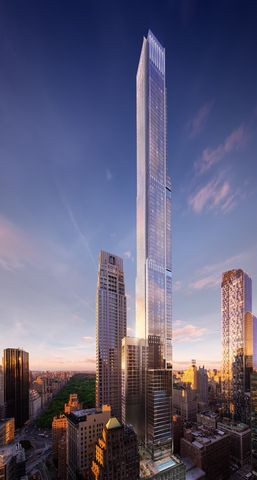 Central Park Tower