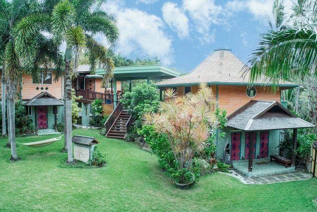 Balinese retreat in Pahoa, HI
