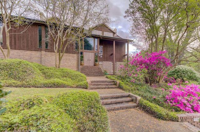 Eisenhower house in Vicksburg, MS
