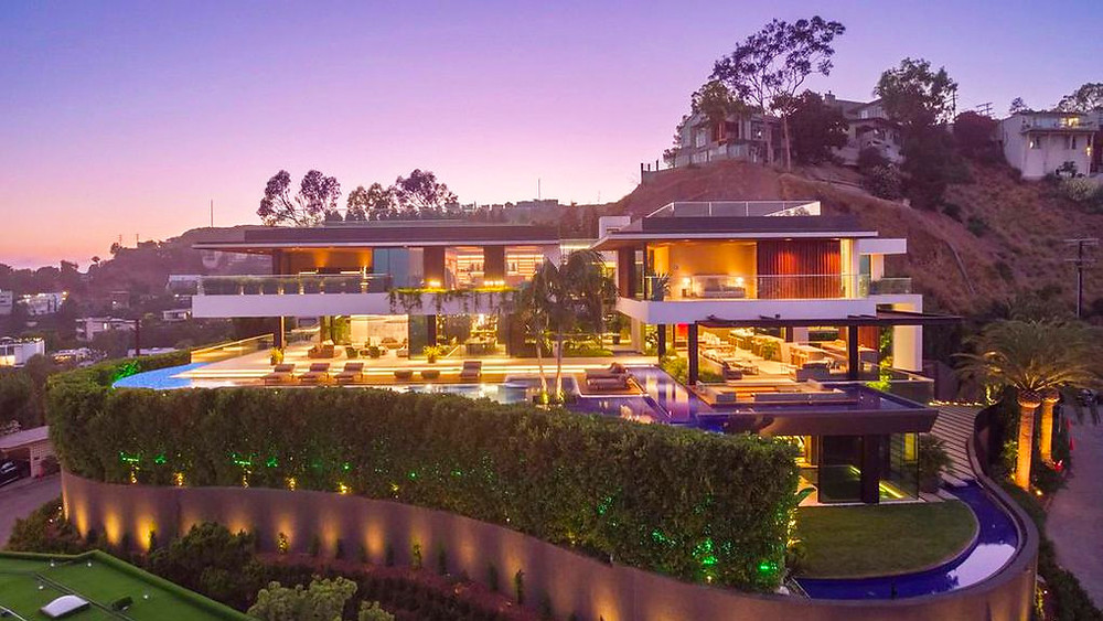 Selling Sunset mansion for sale