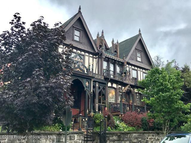 Victorian mansion in Scranton, PA