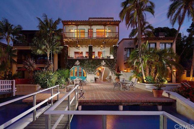 Newport Beach, CA home exterior photo