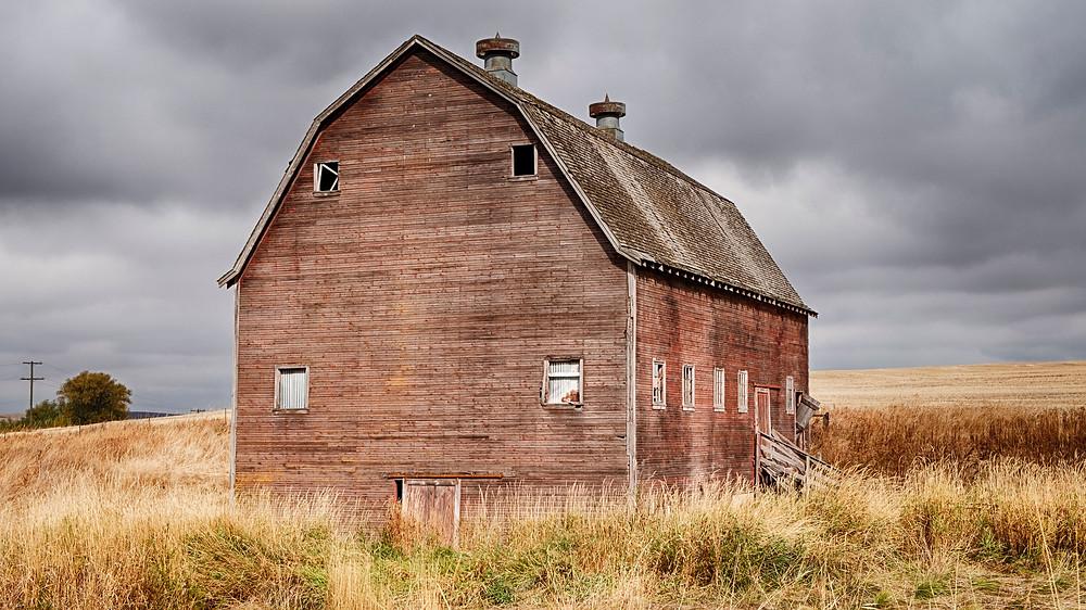 Farmhouse-Chic Wood
