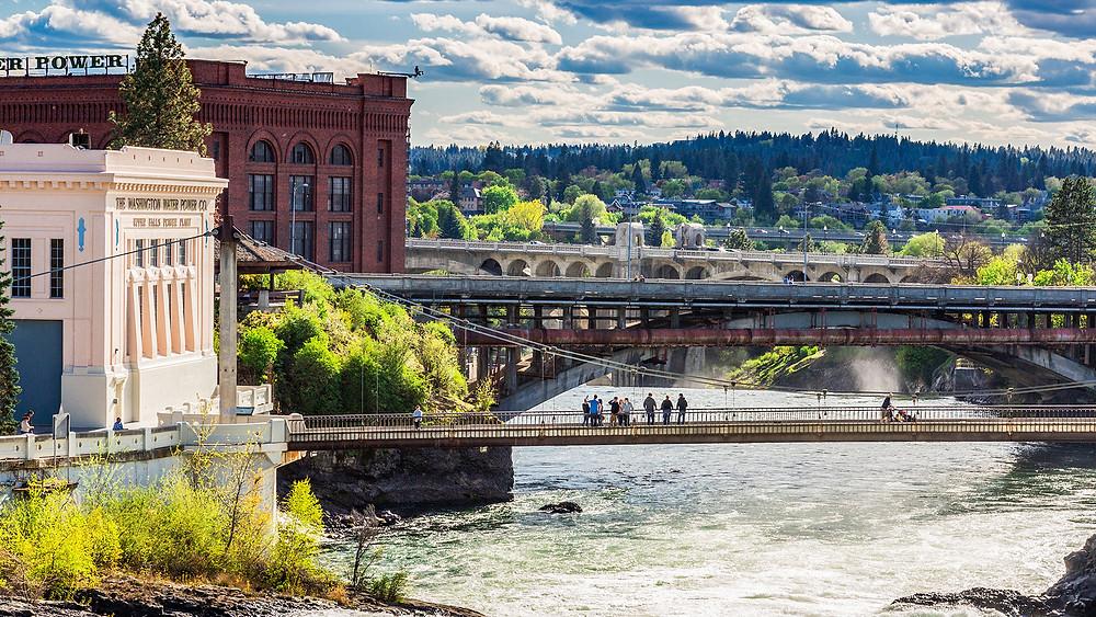 best outdoorsy cities