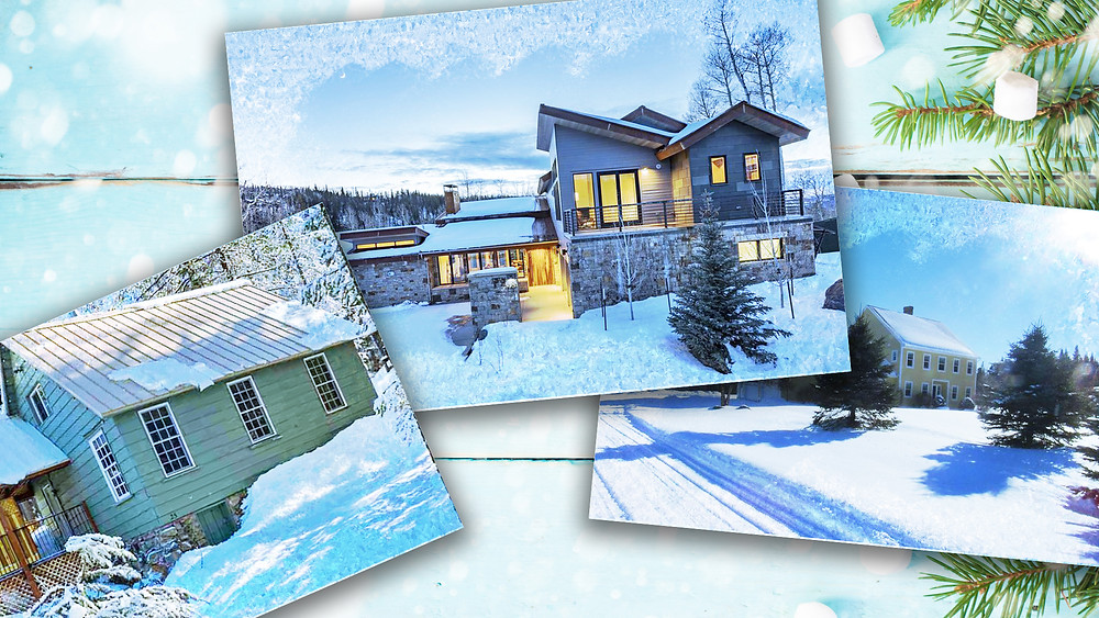 Winter Wonderland Homes