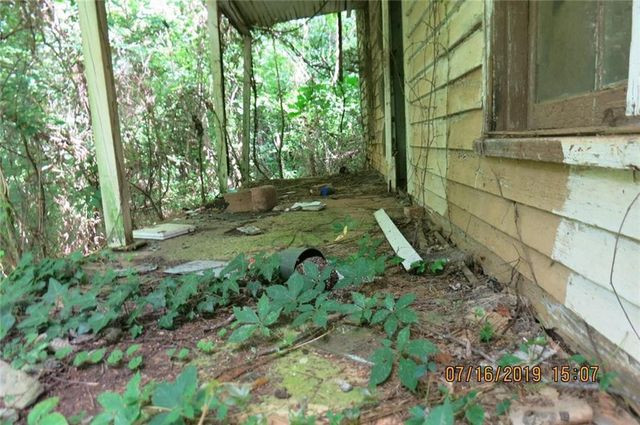 Abandoned house in Newton, NC