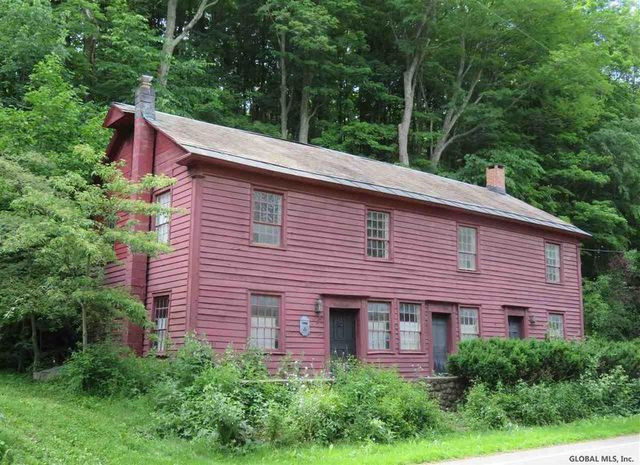 historic building greenwich, ny