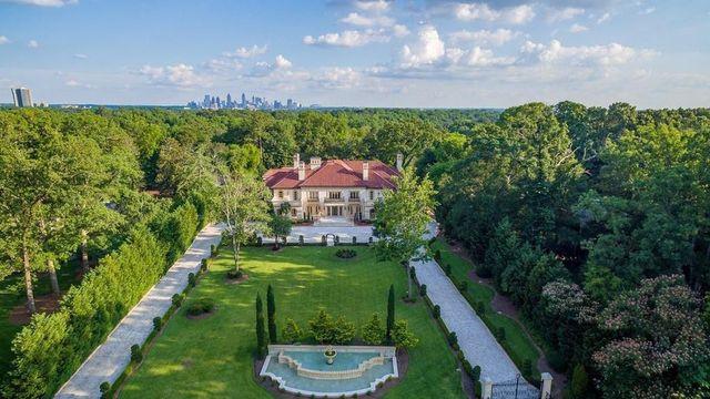 Mansion in Atlanta, GA