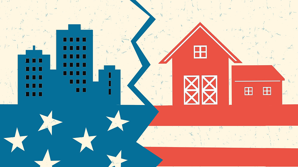 Red vs Blue: How These Key Housing Differences May Help Determine the Midterm Election