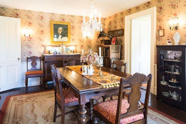 Nehemiah Brainerd House dining room