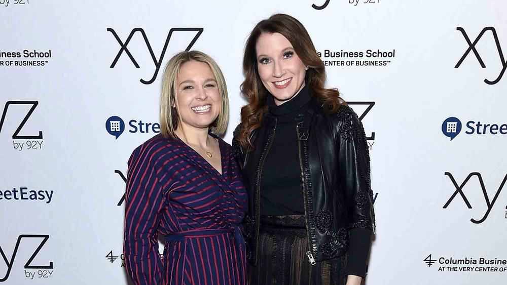 Clea Shearer And Joanna Teplin