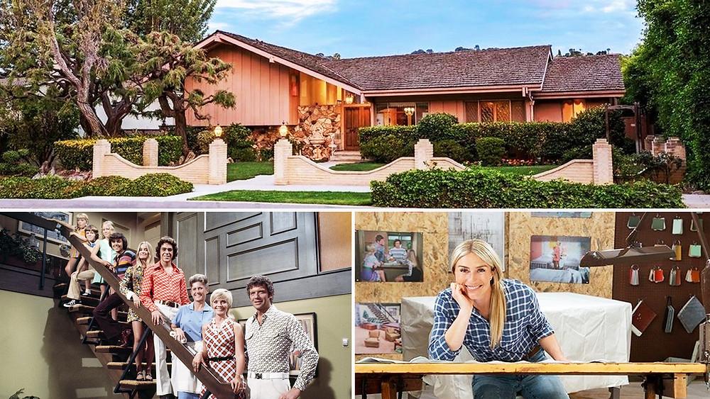 Brady Bunch house renovation story