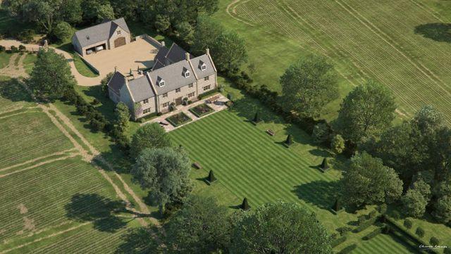 Prince Harry and Meghan Markle home