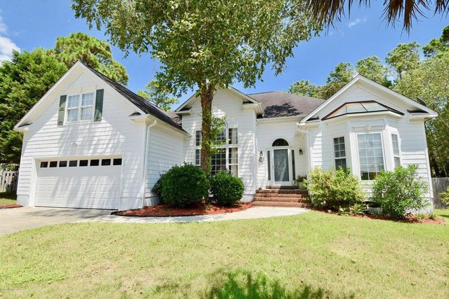 family home in Wilmington, NC