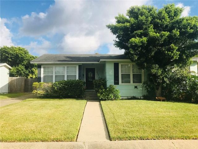 Farrah Fawcett childhood home in Corpus Christi, TX