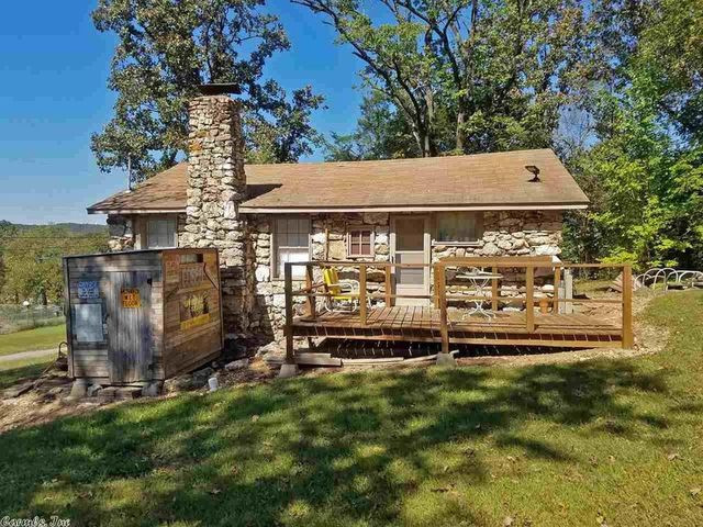 stone cottage Hardy, AR
