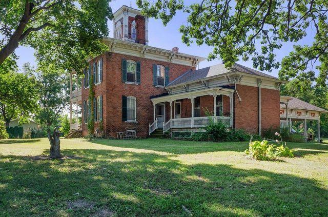 historic house in Merrilville, IN
