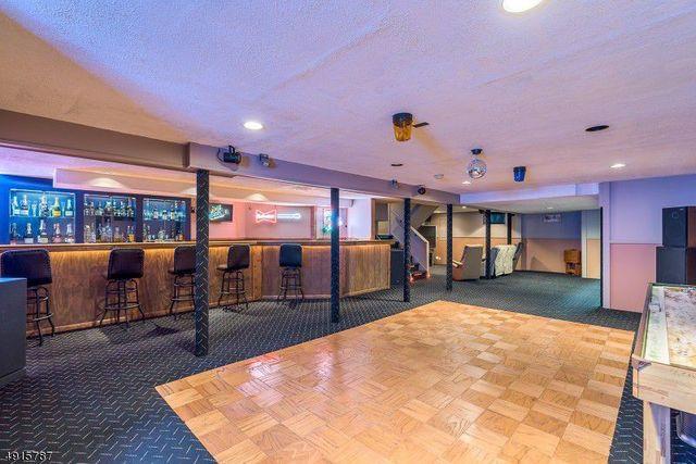 Basement bar and disco