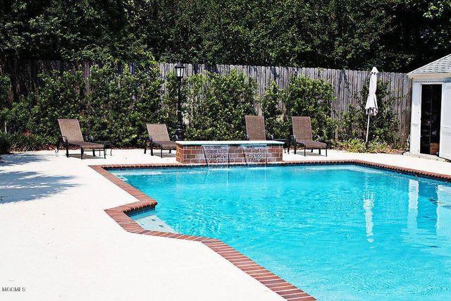 Monroe House pool