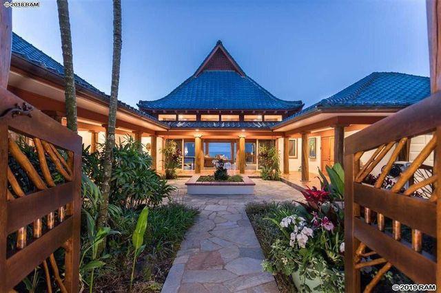 Balinese home in Haiku, HI