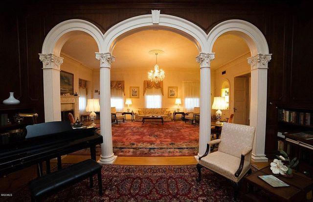 Monroe House formal living