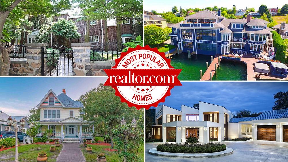 most popular homes April 5 2019